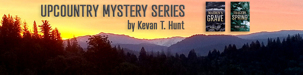 Upcountry Mystery Series by Kevan T Hunt